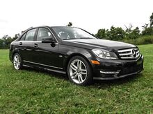 2012_Mercedes-Benz_C-Class_C 250_ Lexington KY