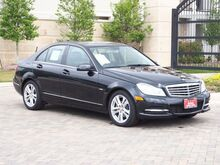 2012 Mercedes-Benz C-Class C 250 Houston TX