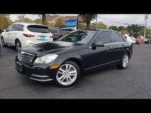 2012_Mercedes-Benz_C-Class_C 300 Luxury 4MATIC_ Raleigh NC