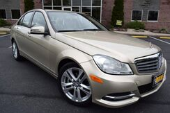 2012_Mercedes-Benz_C-Class_C 300 Luxury 4Matic_ Easton PA