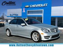 2012_Mercedes-Benz_C-Class_C 300 Luxury_ Hamburg PA