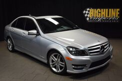 2012_Mercedes-Benz_C-Class_C 300 Sport 4Matic AWD_ Easton PA