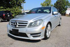 2012_Mercedes-Benz_C-Class_C 300 Sport_ Richmond VA