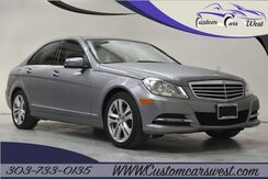 2012_Mercedes-Benz_C-Class_C 300 Sport_ Englewood CO