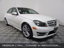 2012_Mercedes-Benz_C-Class_C 300_ Wilmington DE