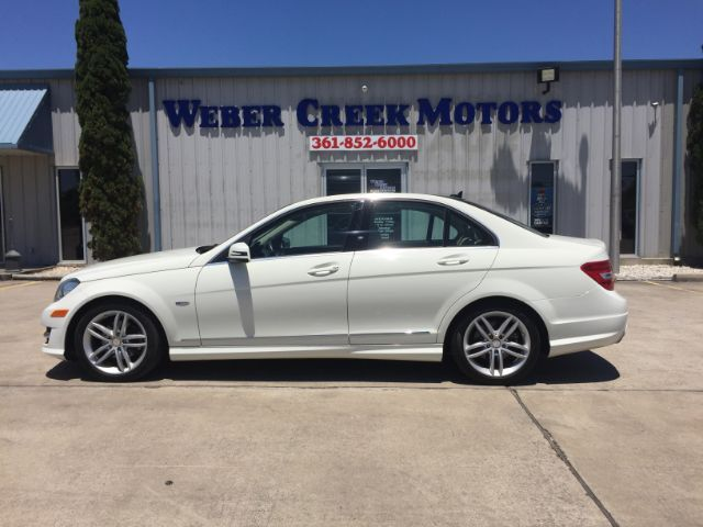 2012 Mercedes Benz C Class C250 Luxury Sedan