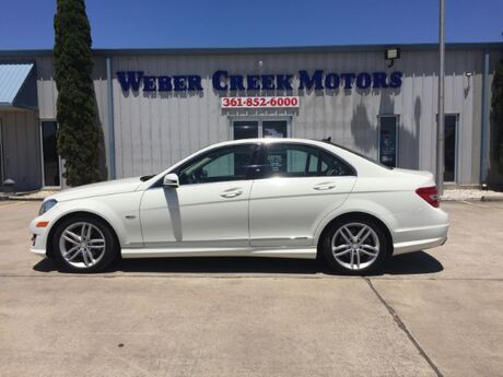 2012 Mercedes-Benz C-Class C250 Luxury Sedan Corpus Christi TX