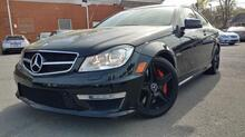2012_Mercedes-Benz_C-Class_C63 AMG Coupe_ Charlotte and Monroe NC
