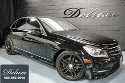 Mercedes-Benz C300 Sport 4MATIC / Over $7500 in Options/ Rearview Camera 2012