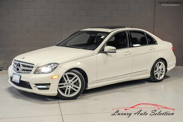 2012_Mercedes-Benz_C300 Sport 4Matic_4dr Sedan_ Chicago IL