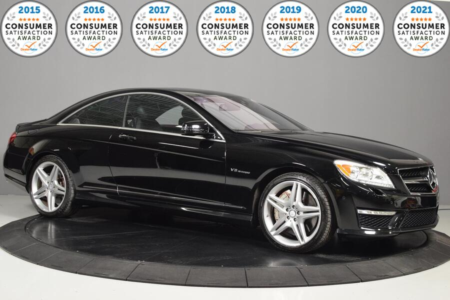 2012_Mercedes-Benz_CL-Class_CL 63 AMG_ Glendale Heights IL