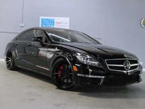 Mercedes-Benz CLS 63 AMG Lowered Rims Keyless Roof Loaded 2012