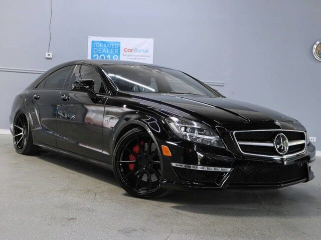 2012 Mercedes-Benz CLS 63 AMG Lowered Rims Keyless Roof Loaded Hickory Hills IL