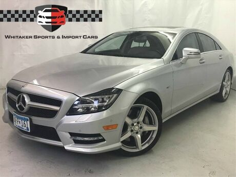 2012 Mercedes-Benz CLS-Class CLS 550 4-Matic Premium Maplewood MN