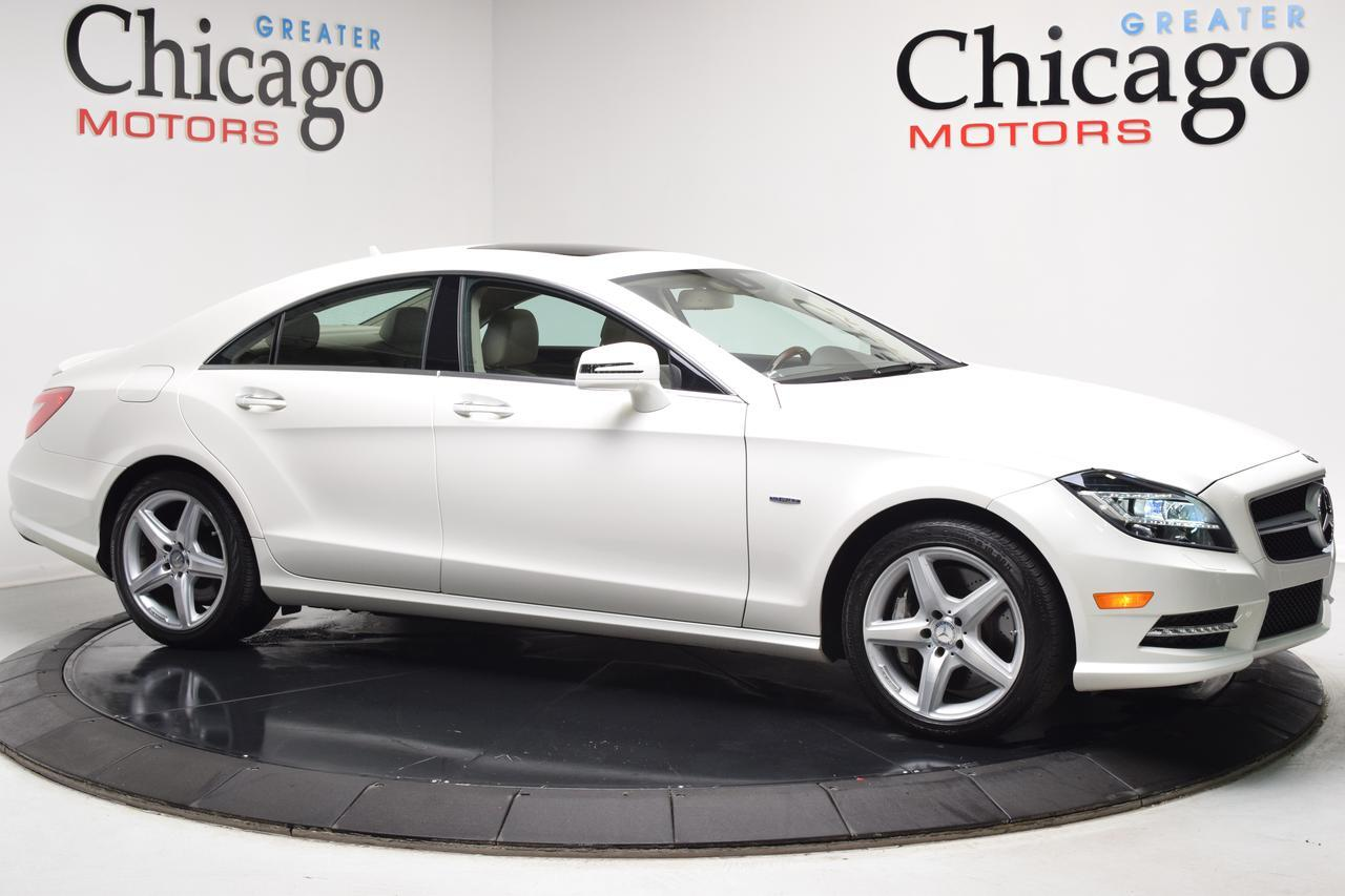 2012 Mercedes Benz CLS Class CLS 550 Chicago IL ...