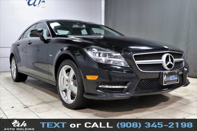 2012 Mercedes-Benz CLS-Class CLS 550 Hillside NJ