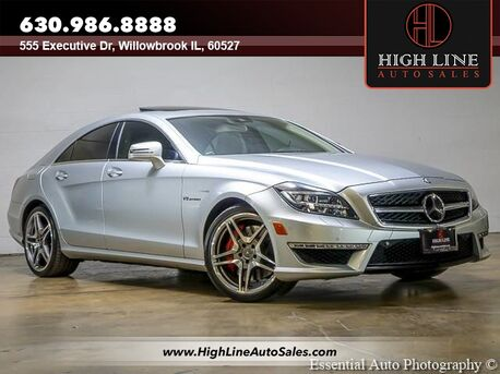 2012_Mercedes-Benz_CLS-Class_CLS 63 AMG_ Willowbrook IL