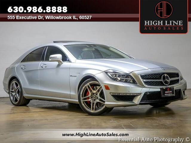 2012 Mercedes-Benz CLS-Class CLS 63 AMG Willowbrook IL