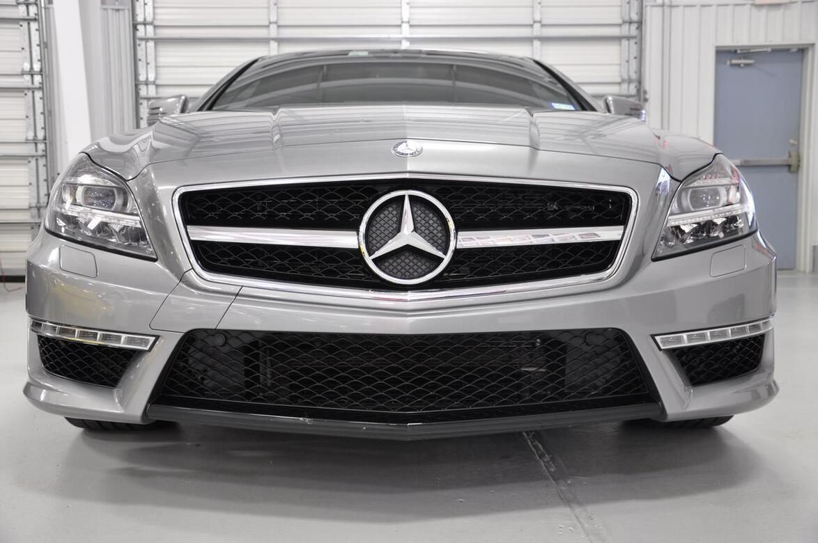 2012 Mercedes-Benz CLS-Class CLS63 AMG Hennessey HPE700 Tomball TX