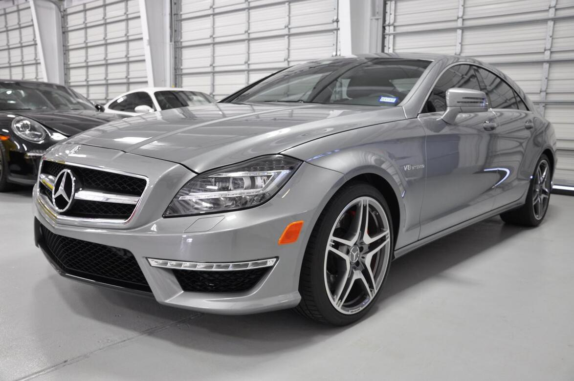 2012 mercedes benz cls class cls63 amg hennessey hpe700 tx 15869344. Black Bedroom Furniture Sets. Home Design Ideas