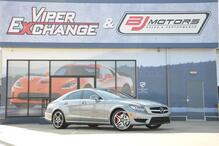 2012 Mercedes-Benz CLS-Class CLS63 AMG Hennessey HPE700