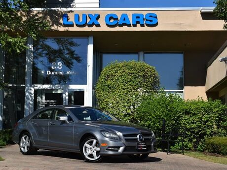 2012 Mercedes-Benz CLS550 SPORT NAV P1 4MATIC MSRP $84,825 Buffalo Grove IL