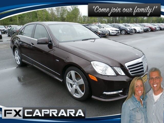 2012 Mercedes-Benz E 350  Watertown NY