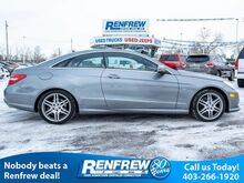 2012_Mercedes-Benz_E-Class_Coupe E 350, Panoramic Sunroof, Lane Departure Warning, Blind_ Calgary AB
