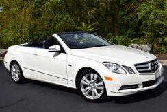 2012_Mercedes-Benz_E-Class_E 350 Convertible_ Easton PA