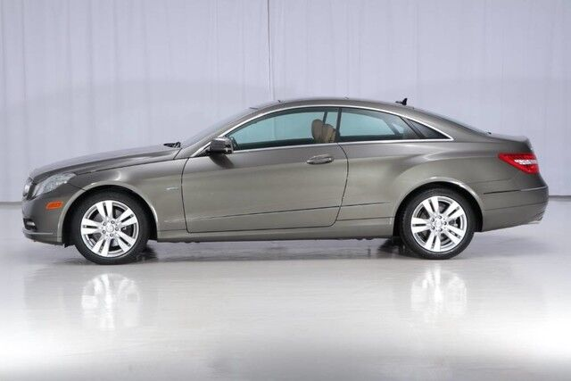 2012 Mercedes Benz E Class E 350 Coupe West Chester PA ...