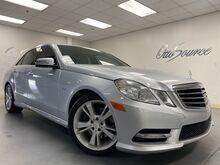 2012_Mercedes-Benz_E-Class_E 350_ Dallas TX