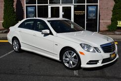 2012_Mercedes-Benz_E-Class_E 350 Luxury BlueTEC_ Easton PA