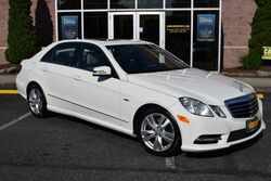 Mercedes-Benz E-Class E 350 Luxury BlueTEC 2012