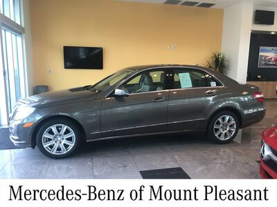 2012_Mercedes-Benz_E-Class_E 350 Luxury BlueTEC_ Charleston SC
