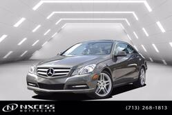 Mercedes-Benz E-Class E 350 ONE OWNER ALL BOOKS AND RECORD ! LIKE NEW 2012