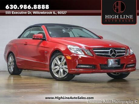 2012_Mercedes-Benz_E-Class_E 350_ Willowbrook IL