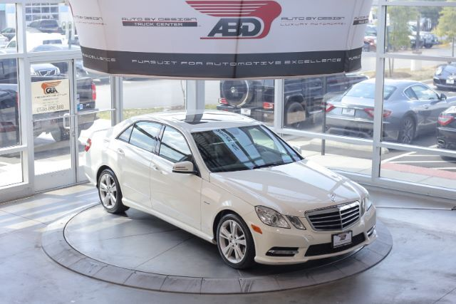 2012 Mercedes-Benz E-Class E350 4MATIC Sedan Chantilly VA