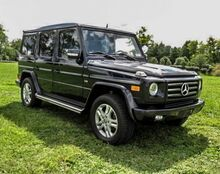 2012_Mercedes-Benz_G-Class_G 550_ Lexington KY