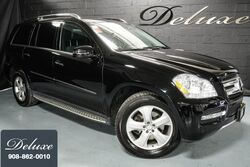 Mercedes-Benz GL 450 4MATIC, Navigation System, Rear-View Camera, Heated Seats, 3RD Row Seats, Power Sunroof, Running Boards, 19-Inch Alloy Wheels, 2012