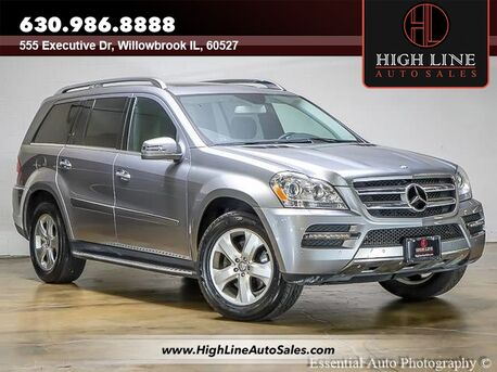 2012_Mercedes-Benz_GL-Class_GL 450_ Willowbrook IL