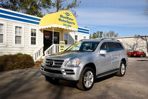 2012_Mercedes-Benz_GL-Class_GL 450_ Wilmington NC