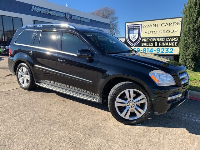 2012 Mercedes-Benz GL450 4MATIC NAVIGATION REAR VIEW CAMERA, PARKING SENSORS, HEATED LEATHER, PREMIUM SOUND, BLIND SPOT ALERT!!! EXTRA CLEAN!!! FORMER CPO!!! Plano TX