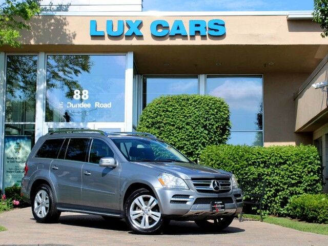 2012_Mercedes-Benz_GL450_NAV P1 4MATIC_ Buffalo Grove IL