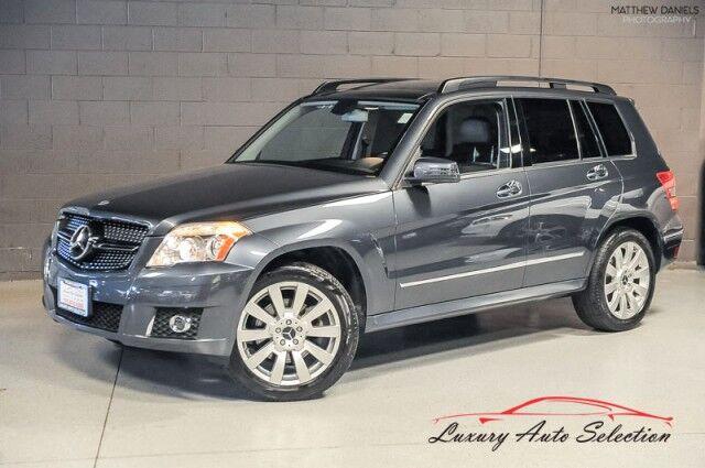 2012_Mercedes-Benz_GLK 350 4Matic_4dr SUV_ Chicago IL