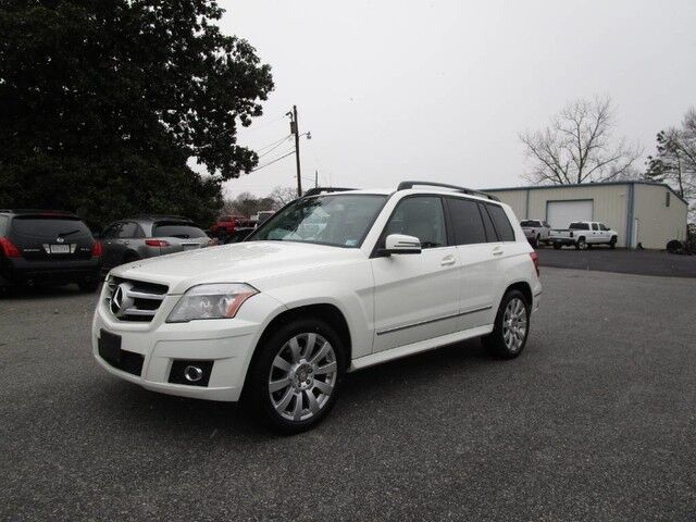 2012 Mercedes-Benz GLK-Class GLK 350 AWD Richmond VA