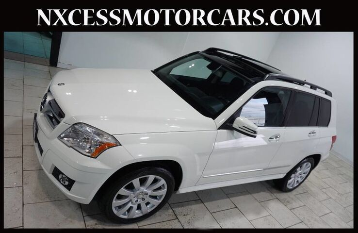 Vehicle Details 2012 Mercedes Benz Glk Class At Nxcess Motorcars