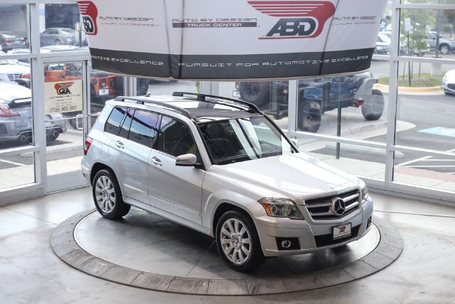 2012 Mercedes-Benz GLK-Class GLK350 4MATIC Chantilly VA 24472955