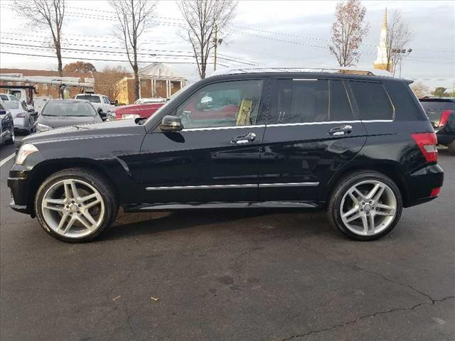 2012 Mercedes-Benz GLK GLK 350 4MATIC Raleigh NC
