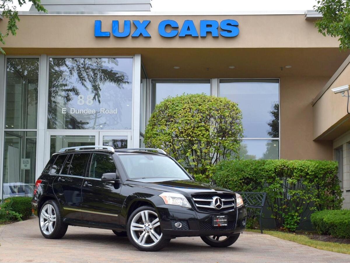 2012_Mercedes-Benz_GLK350_Sport Nav 4MATIC MSRP $41,705_ Buffalo Grove IL