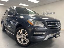 2012_Mercedes-Benz_M-Class_ML 350_ Dallas TX